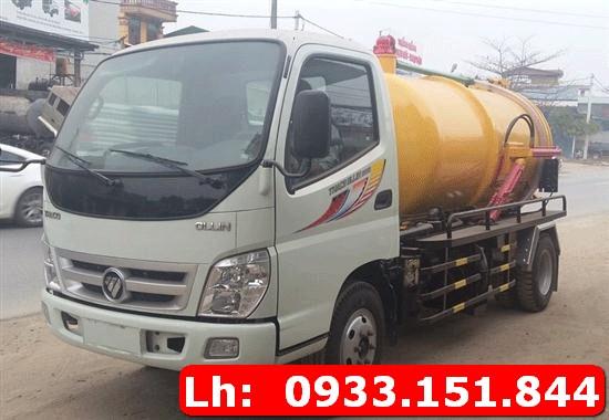 Dịch vụ hút bể phốt tại Hà Tĩnh
